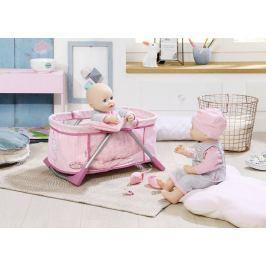 ZAPF CREATION - Baby Annabel Cestovní postýlka 794982