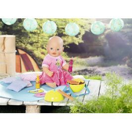 ZAPF CREATION - Baby Born Souprava na grilování 824733