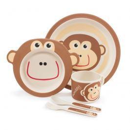 ZOPA - Bambusová sada nádobí, Monkey