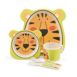 ZOPA - Bambusová sada nádobí, Tiger