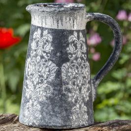 Dekorační keramický džbán Liana Dekorace do zahrady
