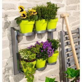 Police na květináče a bylinky