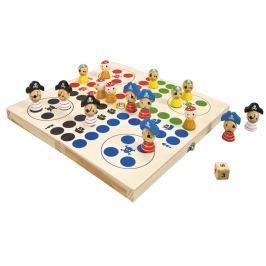 Dřevěná hra Piráti
