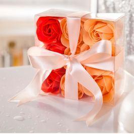 Mýdlové růže, 9 ks