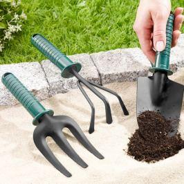 Zahradní sada, 3 dílná