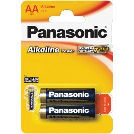 Baterie LR6 2BP AA Alk Power alk PANASONIC, 2ks