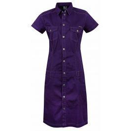 LOAP KOLA-dámské šaty modrá -34