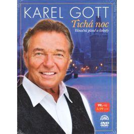 Karel Gott, Tichá noc, DVD