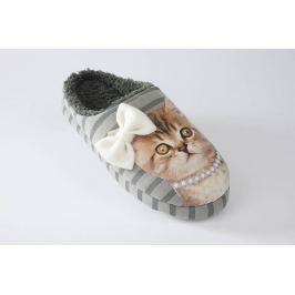 Pantofle Kočka, vel. 39
