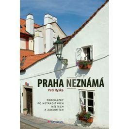 Petr Ryska, Praha neznámá