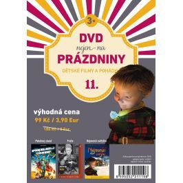 DVD nejen na prázdniny 11 - Dětské filmy a pohádky