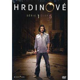 Hrdinové - Série 1 (DVD5)