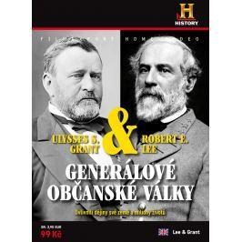 Generálové občanské války: R.E. Lee & U.S. Grant