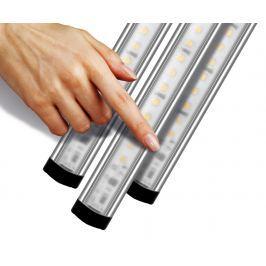 SadaLED svítidel Vigan VLS 003, 3x 30cm, bílá