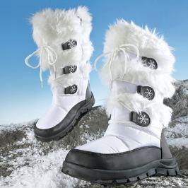 Dámské zimní boty Kitzbühl, vel.41