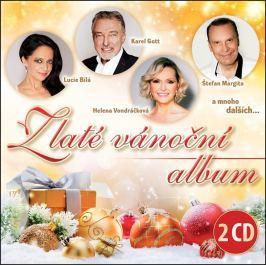 Různí, Zlaté vánoční album, CD