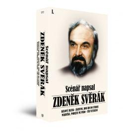 Scénář napsal Zdeněk Svěrák - kolekce 4DVD