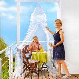 Balkonová závěsná moskytiéra