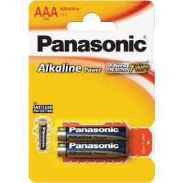 Baterie LR03 2BP AAA Alk Power alk PANASONIC, 2ks