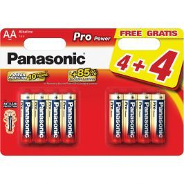Baterie LR6 8BP AA Pro Power alk PANASONIC, 8ks