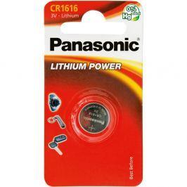 Baterie CR-1616 1BP Li PANASONICBaterie, 1ks