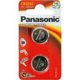 Baterie CR-2032 2BP Li PANASONIC, 2ks