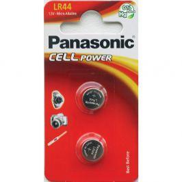 Baterie A76/LR44/V13GA 2BP Alk PANASONIC, 2ks