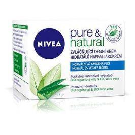 NIVEA Pure&Natural 50 ml