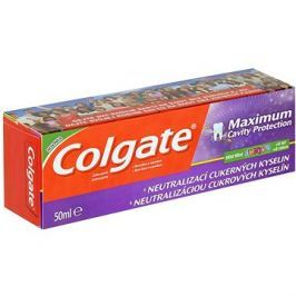 COLGATE Maximum Cavity Protectino Junior 50 ml