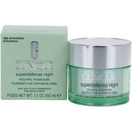 CLINIQUE Superdefense Night Recovery Moisturizer Very Dry To Dry Combination Skin 50 ml
