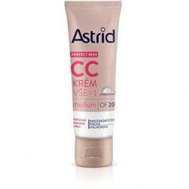ASTRID Perfect Skin CC krém OF 20 medium 40 ml