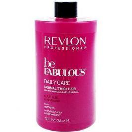REVLON Be Fabulous Normal/Thick Cream Conditioner 750 ml