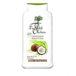 LE PETIT OLIVIER Sprchový krém Kokos 500 ml