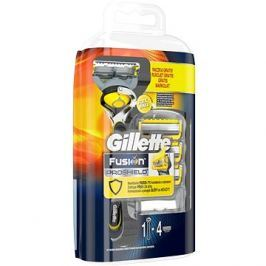 GILLETTE Fusion Proshield strojek + hlavice 4 ks