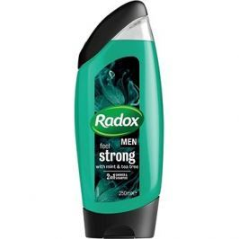 RADOX Men Feel strong mint & tea tree 2v1 250 ml