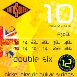 Rotosound Roto 30EL Struny pro elektrickou kytaru .010