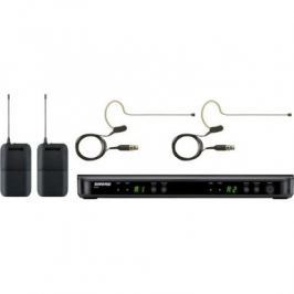 Shure BLX188E/MX53 SMW dual 2x BLX1 + 2x MX153 Náhlavní bezdrátové systémy