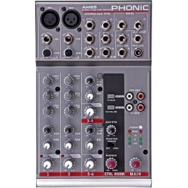 Phonic AM85 Mixpulty do 10 kanálů