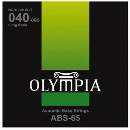 Olympia ABS 65 Struny pro akustickou baskytaru