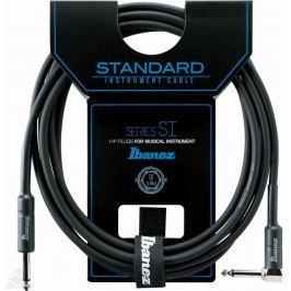 Ibanez SI20L Instrument Cable Black