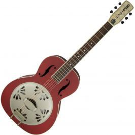 Gretsch G9241 Alligator Biscuit Resonator Guitar Chieftain Red Resonator kytary