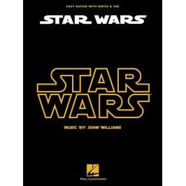 Hal Leonard Star Wars: The Force Awakens (Easy Guitar TAB) Noty pro kytary a baskytary