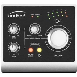 Audient iD4 Audio Interface USB převodníky