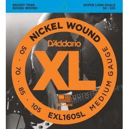 D'Addario EXL 160 SL