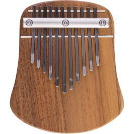 Kalimba Musical Instrument O11 Pentatonic Matt Walnut Kalimby