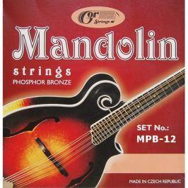 Gorstrings MPB-12 Mandolin Strings Struny pro mandolínu