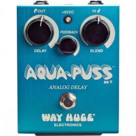 Way Huge WHE701 Aqua Puss - Analog Delay Delay / Reverb