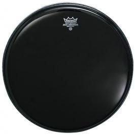 Remo Pinstripe Ebony 20 Bass Černé a modré blány 20