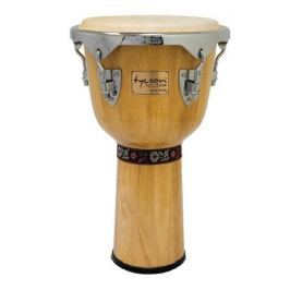Tycoon Concerto Series Djembe 12''  Natural Djembe
