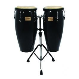 Tycoon STC-1 Supremo Series Congas Black Conga